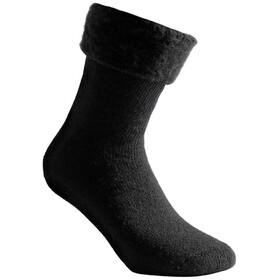 Woolpower 600 Brushed Socks Unisex black